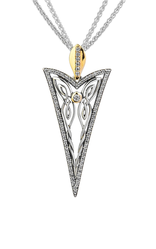 Keith Jack Butterfly Necklace PPX8970-CZ product image