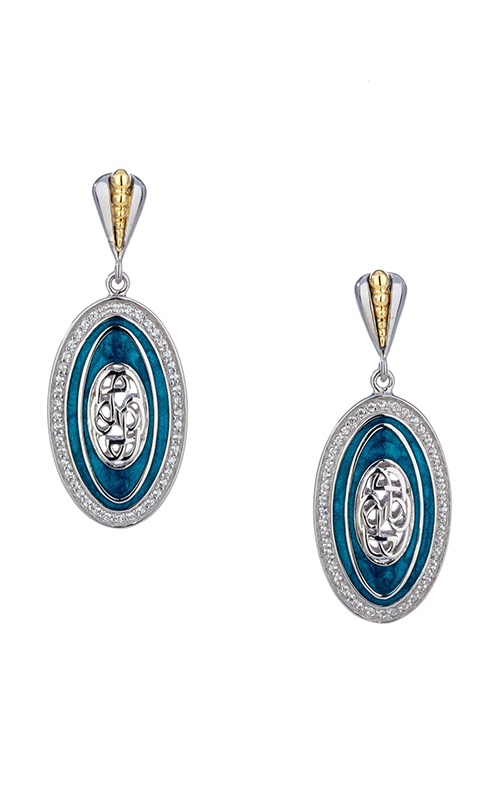 Keith Jack Path of Life Earrings PEEX6211-SB product image