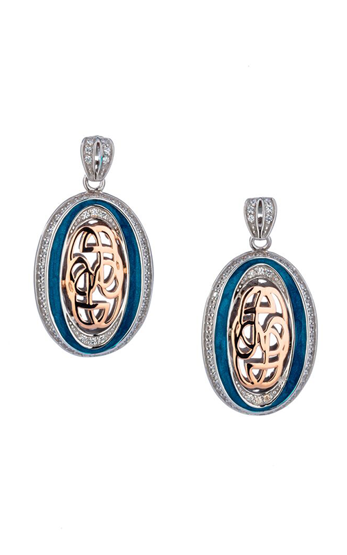 Keith Jack Path of Life Earrings PEEX6231-3-SB product image