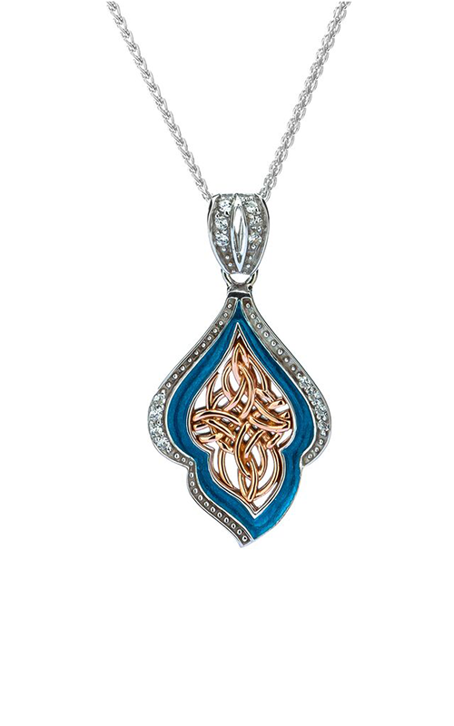 Keith Jack Path Of Life Necklace PPEX6233-3-SB product image