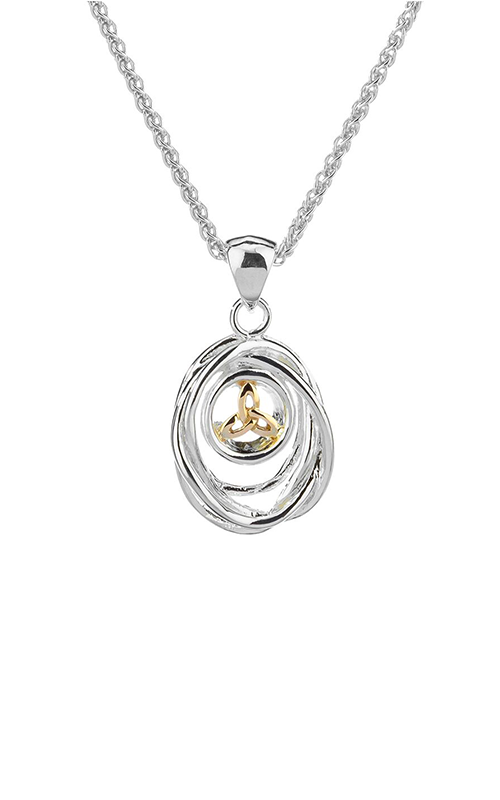 Keith Jack Cradle Of Life Necklace PPX10479-S product image