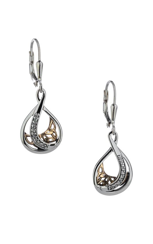 Keith Jack Trinity Earrings PEX8225-WS product image