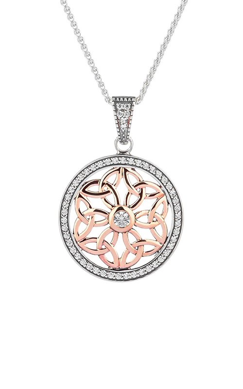 Keith Jack Trinity Necklace PPX9163-3-CZ product image