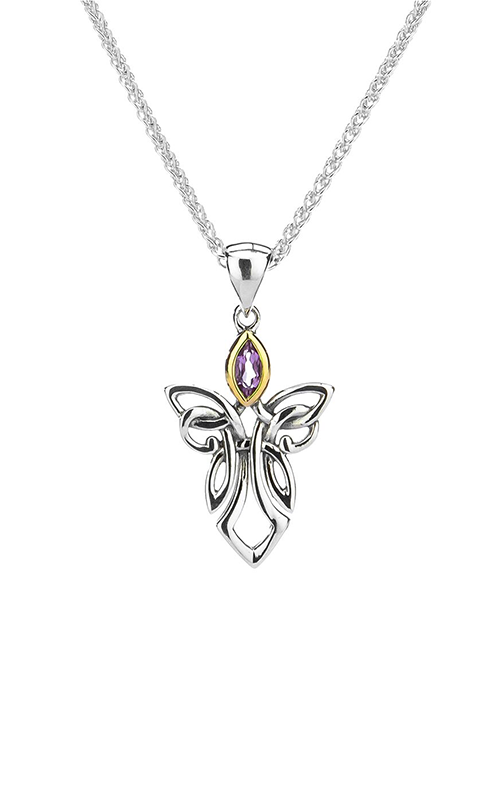 Keith Jack Guardian Angels Necklace PPX7848-AM-S product image