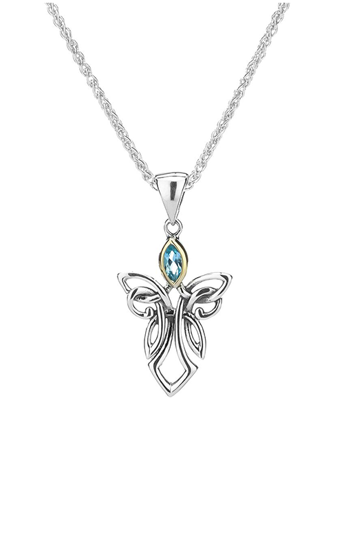 Keith Jack Guardian Angels Necklace PPX7848-BT-S product image