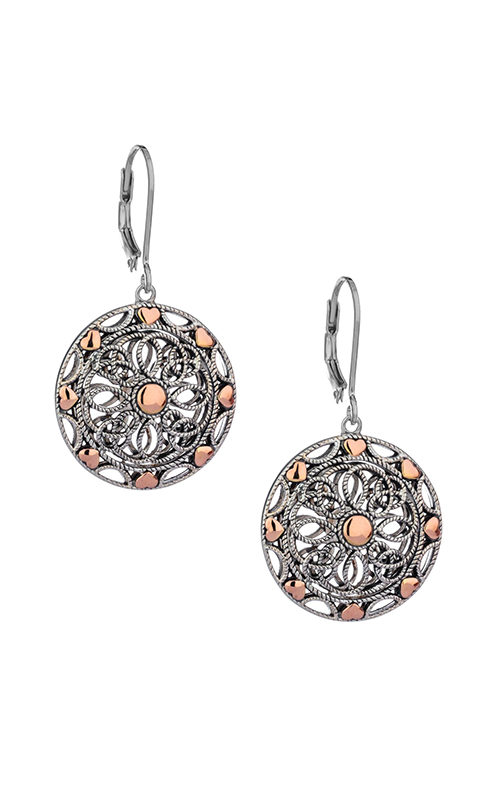 Keith Jack Ashen Rose Earrings PEX0618 product image