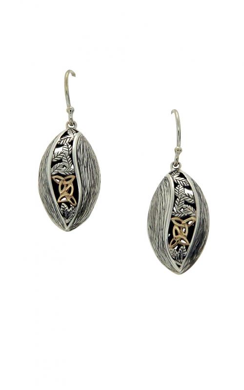 Keith Jack Leaves Earrings PEX8547 product image