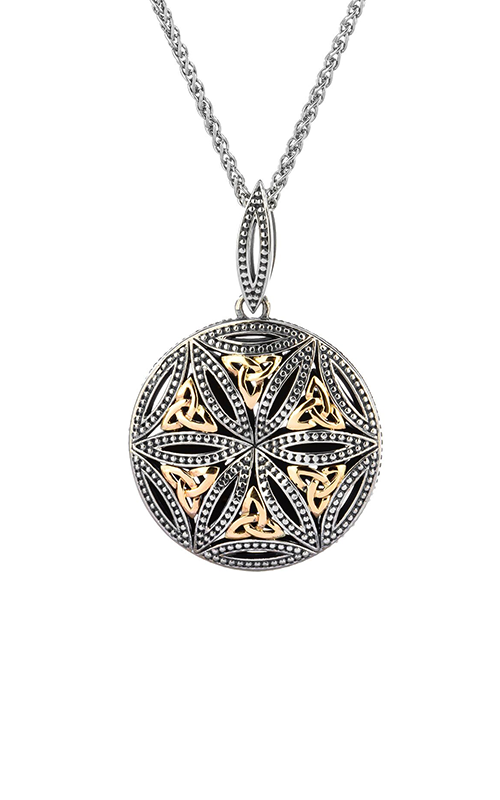 Keith Jack Seed of life Necklace PPX8311 product image