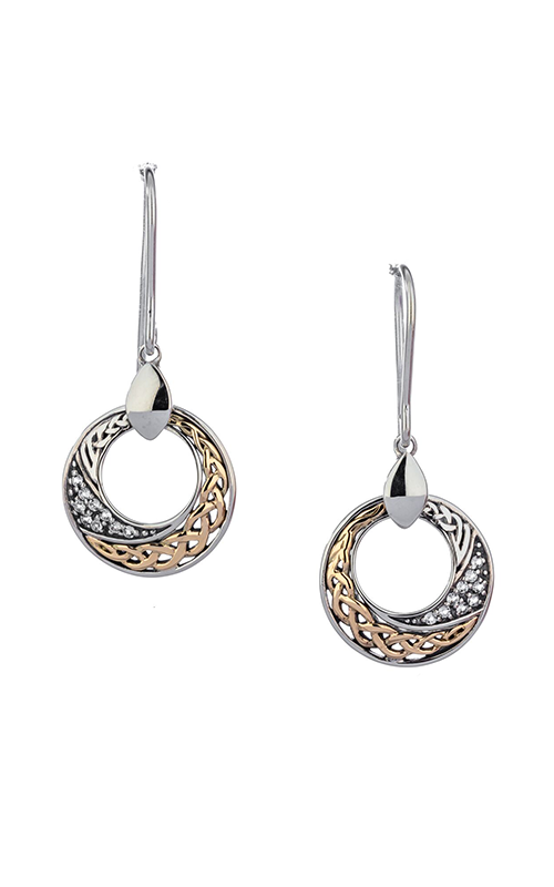 Keith Jack Comet Earrings PEX8310-WT product image
