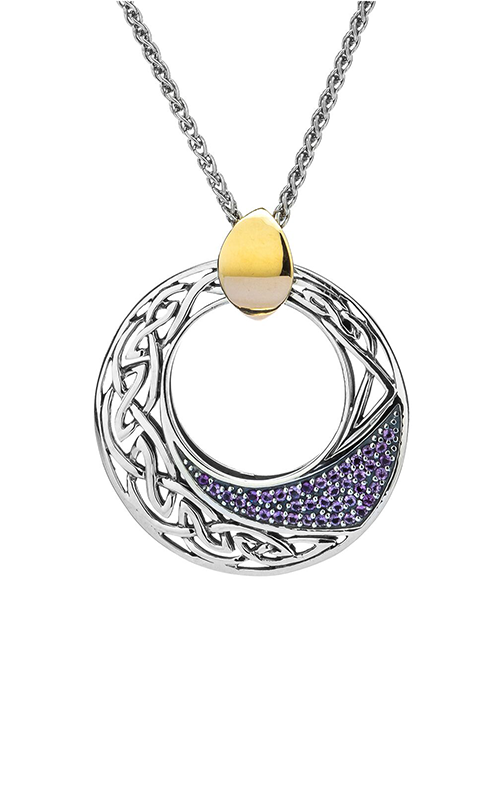 Keith Jack Comet Necklace PPX8197-AM product image