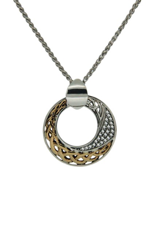 Keith Jack Comet Necklace PPX8309 product image