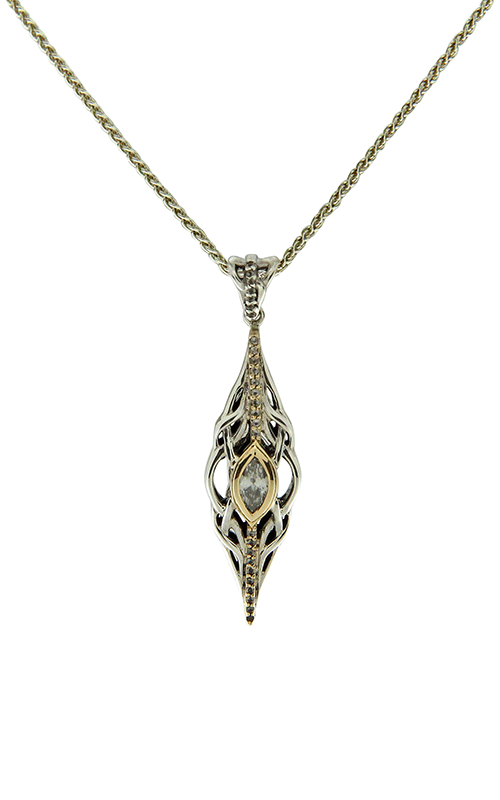 Keith Jack Tempest Necklace PPX6107-WT product image