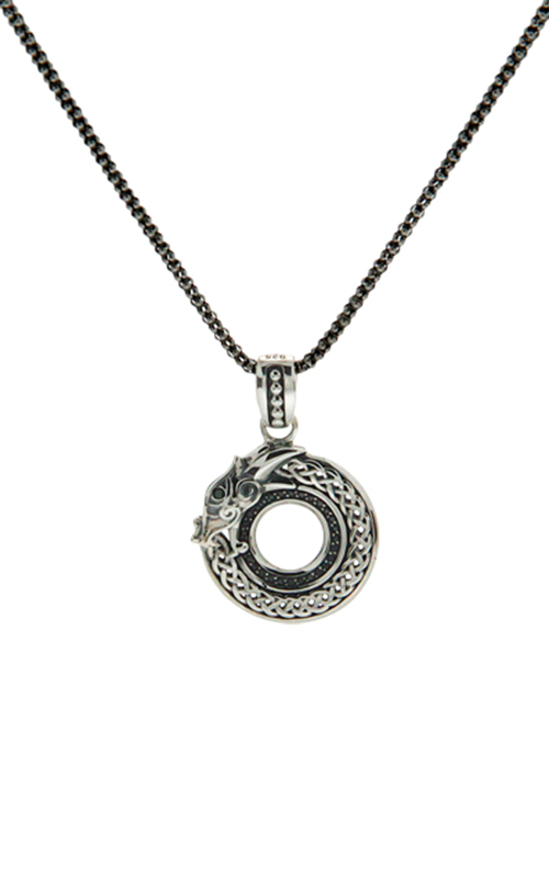 Keith Jack Dragon Necklace PPS7264-S product image
