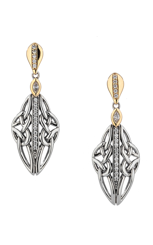 Keith Jack Gateway Earrings PEX8990-CZ product image
