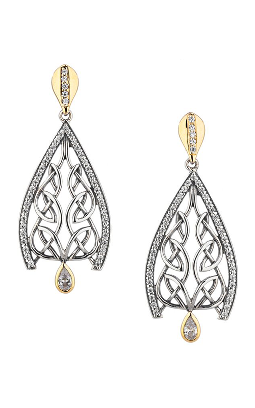 Keith Jack Gateway Earrings PEX8992-CZ product image