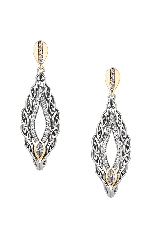 Keith Jack Gateway Earrings PEX8996-CZ product image