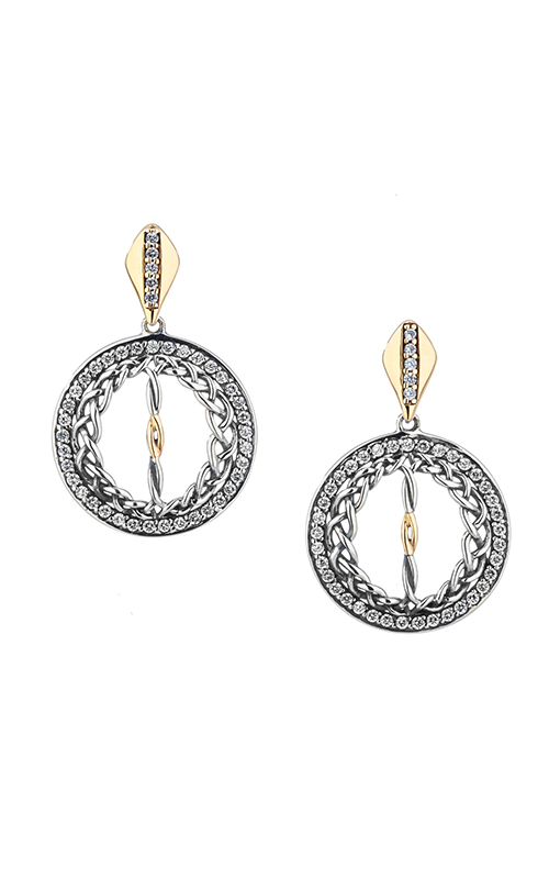 Keith Jack Gateway Earrings PEX9027-CZ product image