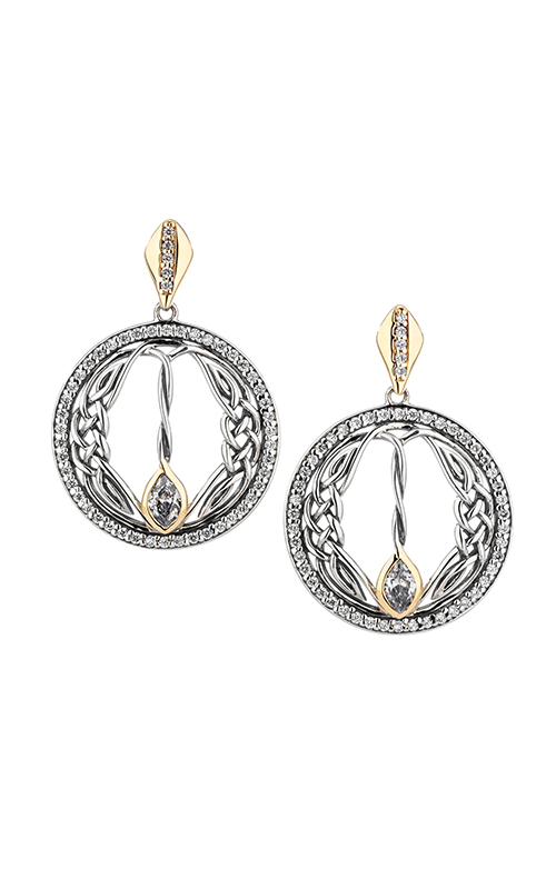 Keith Jack Gateway Earrings PEX9028-CZ product image
