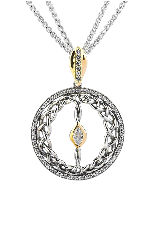 Keith Jack Gateway Necklace PPX8986-CZ product image