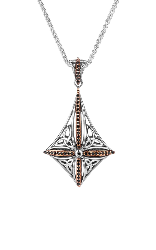 Keith Jack Compass Necklace PPX6229-3 product image