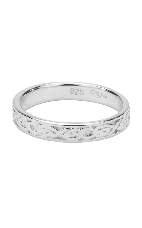 Keith Jack Silver Wedding band PRS5392 product image