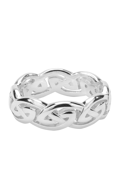 Keith Jack Silver Wedding band PRS10501 product image