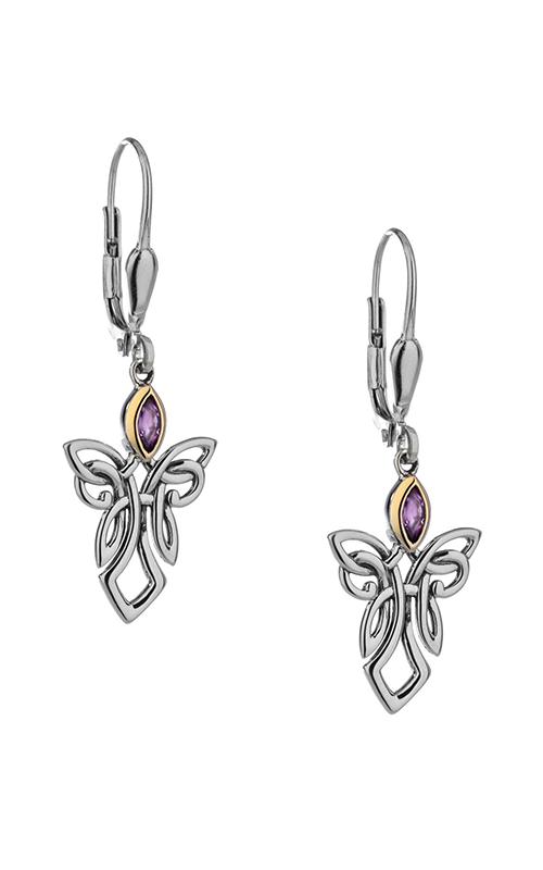 Keith Jack Guardian Angels Earrings PEX7849-AM product image