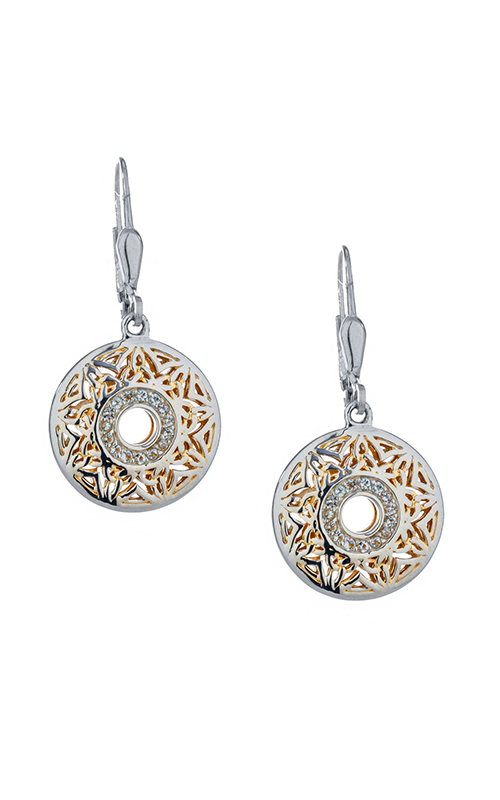 Keith Jack Window To The Soul Earrings PEX8087-WT product image