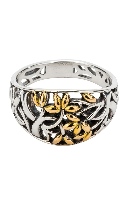 Keith Jack Tree Of Life Wedding Band PRX9003 product image
