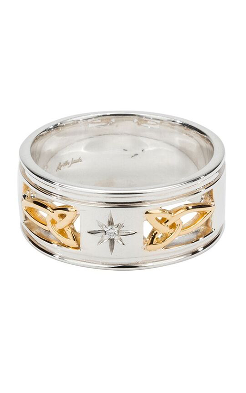 Keith Jack Trinity Wedding Band PRX3390 product image
