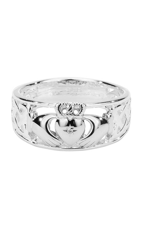 Keith Jack Claddagh Wedding Band PRS3644 product image