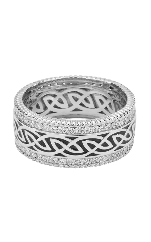 Keith Jack Window To The Soul Wedding Band PRE6247-BL product image