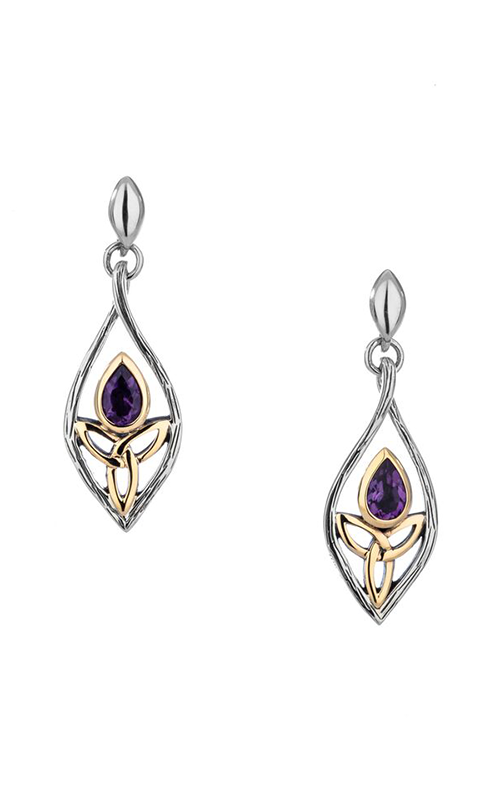 Keith Jack Guardian Angels Earrings PEX8397-AM product image