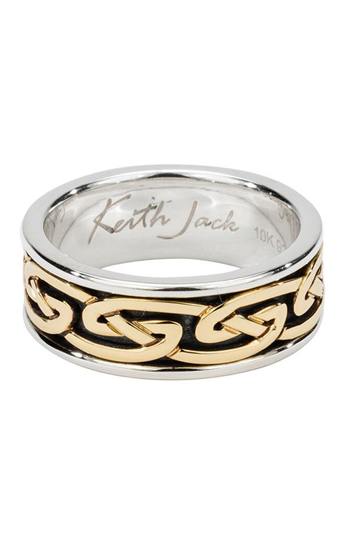 Keith Jack Laro Wedding Band PRX8002 product image