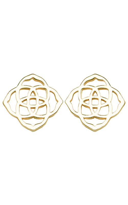 8625311c6 Kendra Scott Earrings Dira Gold product image. Loading zoom
