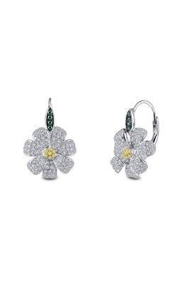 Lafonn Rhonda Faber Green Earrings 9E079CEP product image
