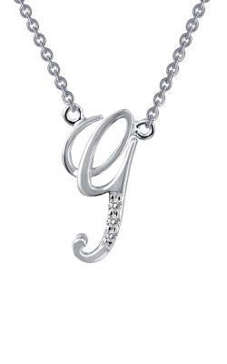 LaFonn Initials Necklace 9N056CLP product image