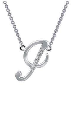 Lafonn Initials Necklace 9N058CLP product image
