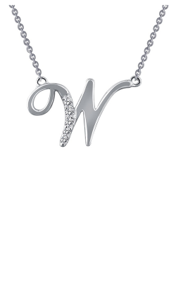 Lafonn Initials Necklace 9N059CLP product image