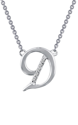 Lafonn Initials Necklace 9N063CLP product image