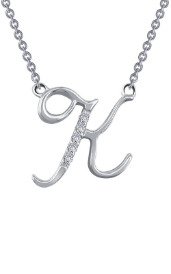 Lafonn Initials Necklace 9N064CLP product image