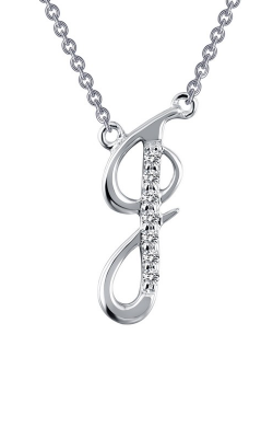 LaFonn Initials Necklace 9N068CLP product image