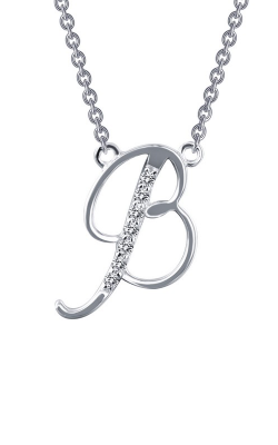 Lafonn Initials Necklace 9N070CLP product image