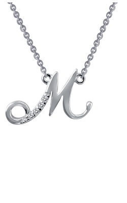 LaFonn Initials Necklace 9N071CLP product image