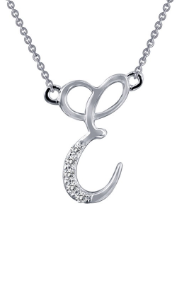 LaFonn Initials Necklace 9N072CLP product image
