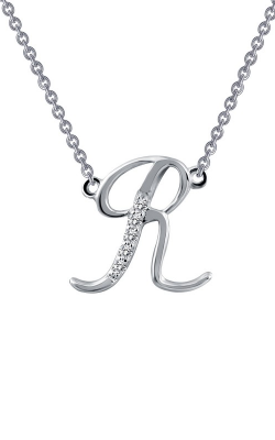 Lafonn Initials Necklace 9N074CLP product image