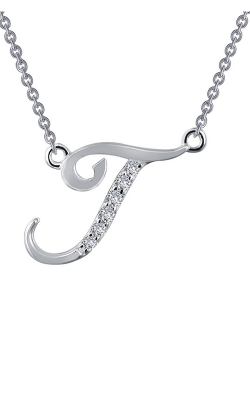 Lafonn Initials Necklace 9N075CLP product image
