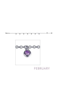 Lafonn Birthstone Bracelet BB003AMP75 product image