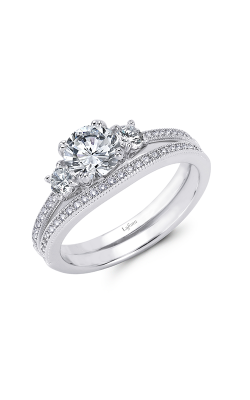 LaFonn Classic Engagement Ring R0056CLP product image
