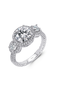 LaFonn Classic Engagement Ring R0060CLP product image